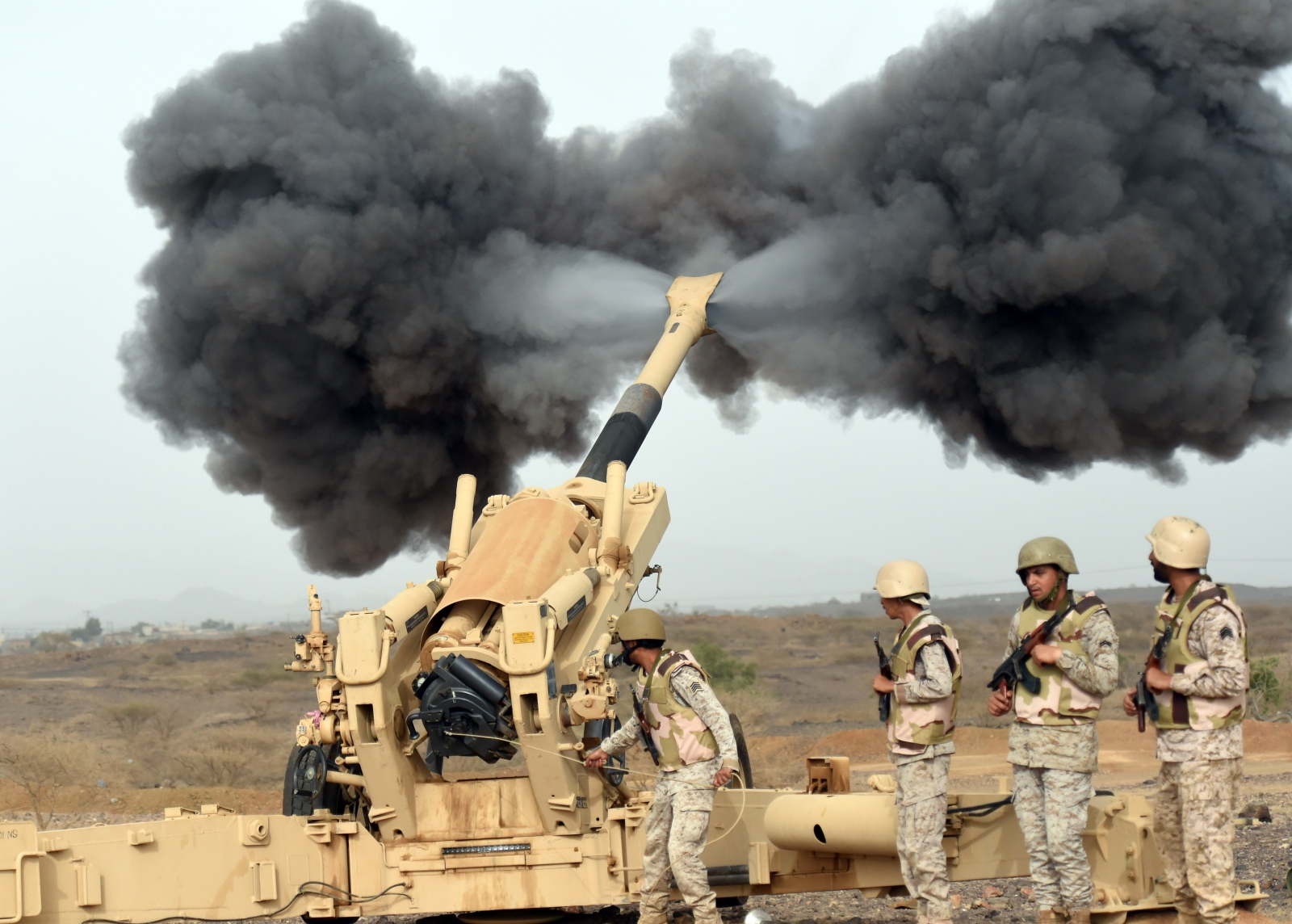 Saudi army