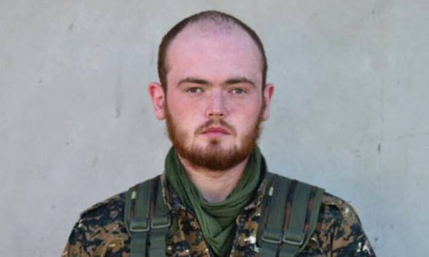 Briton Luke Rutter killed in Syria