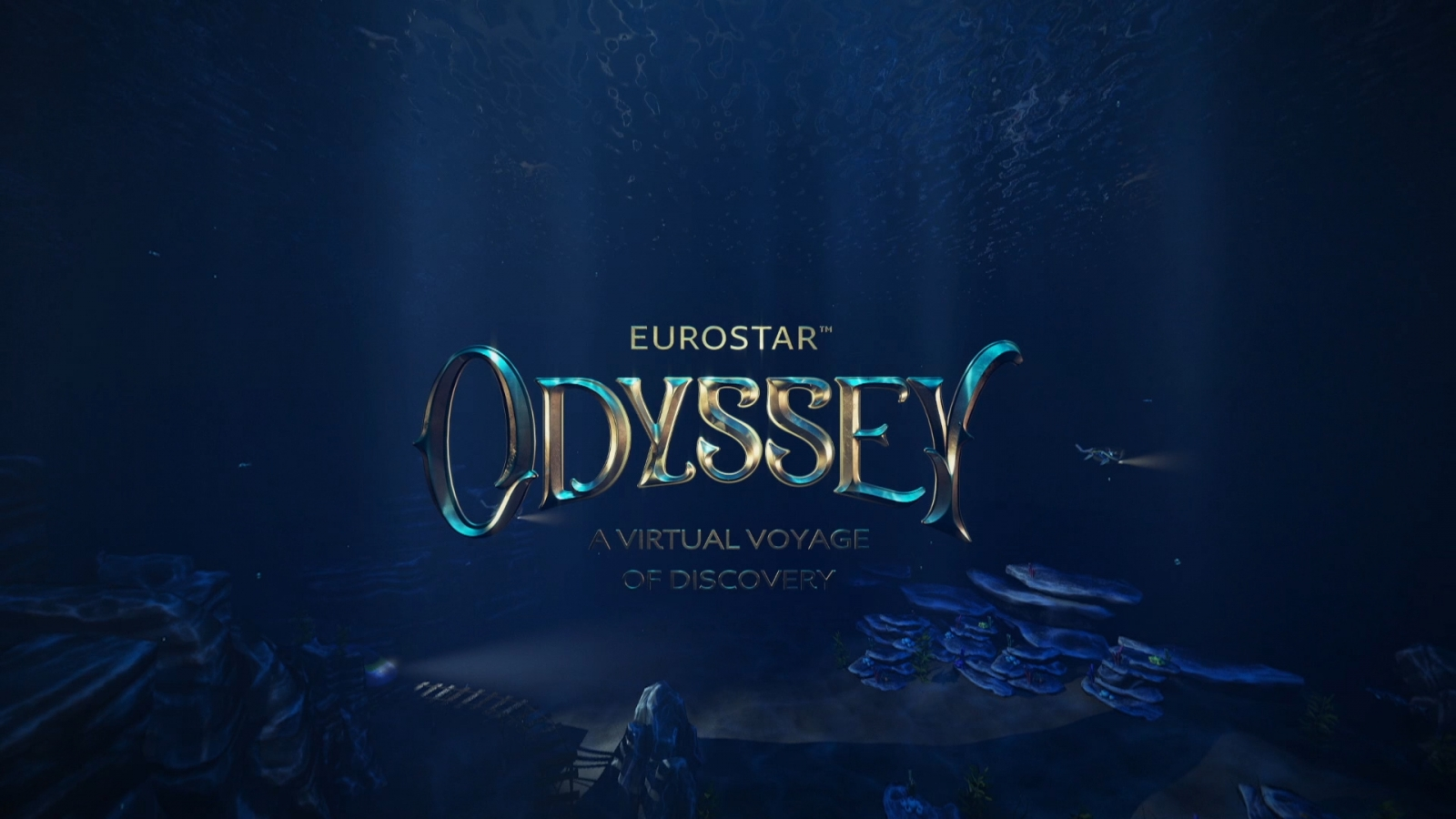 Now You Can Go Under The Sea In VR While Travelling On The Eurostar