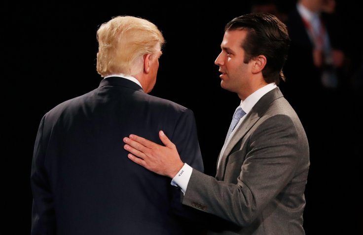 trump pictures jr