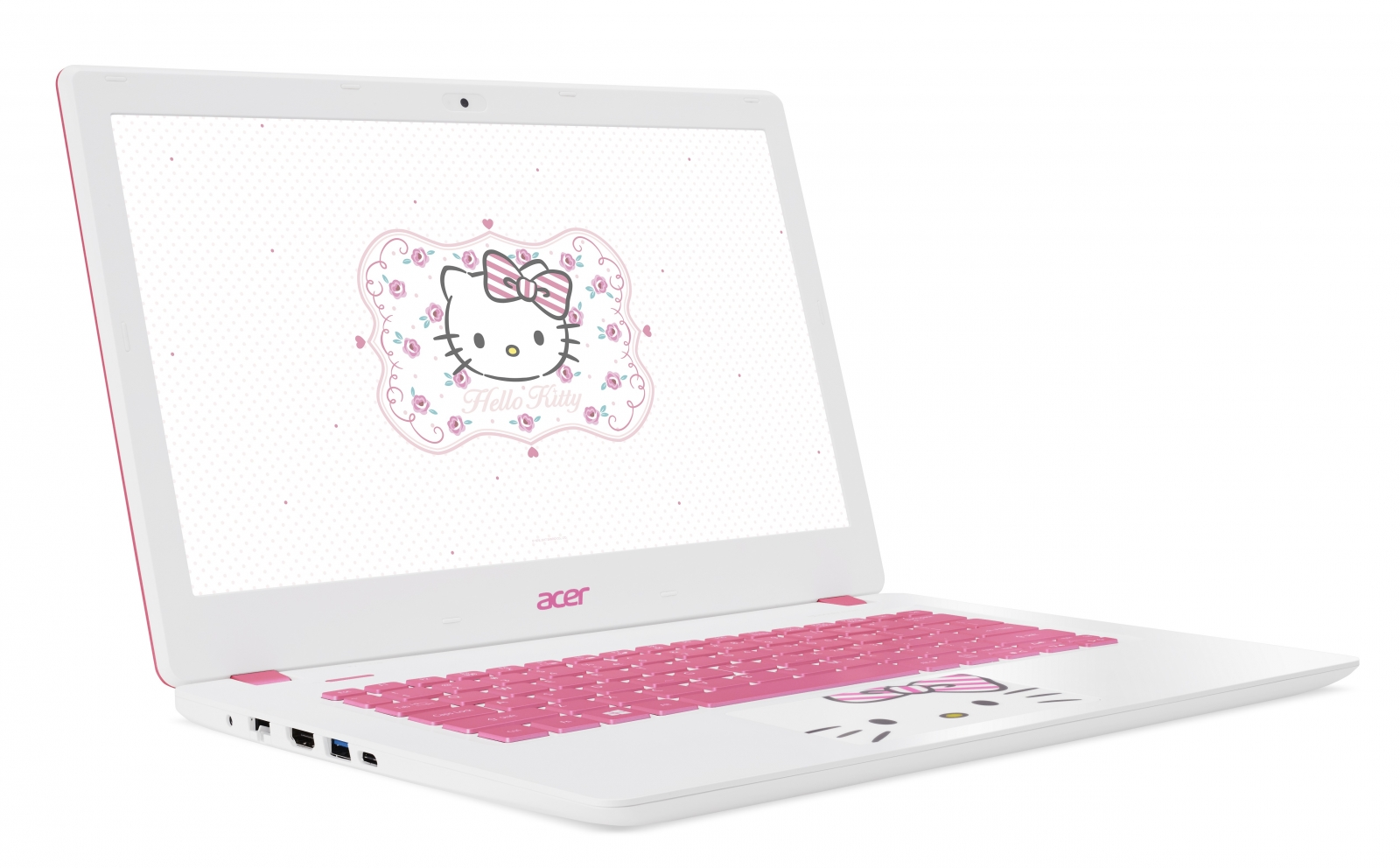 fbe143061 Acer launches limited edition Hello Kitty laptop in Southeast Asia