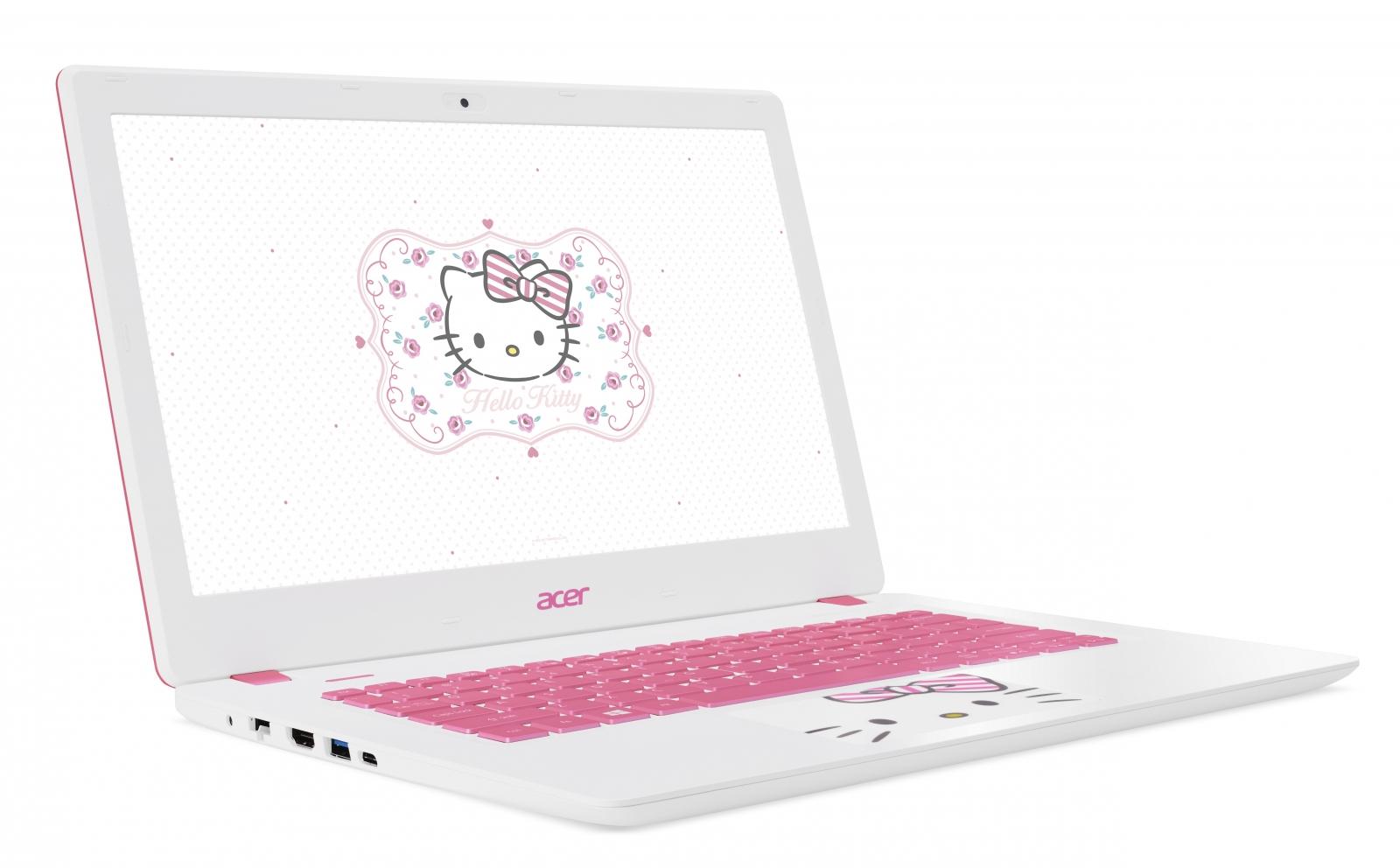 Acer Hello Kitty Laptop