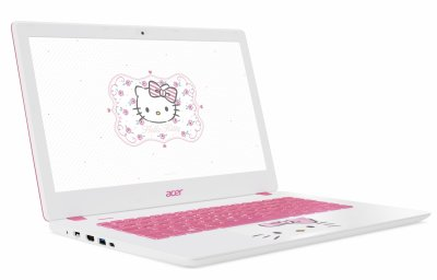 Acer Hello Kitty Laptop