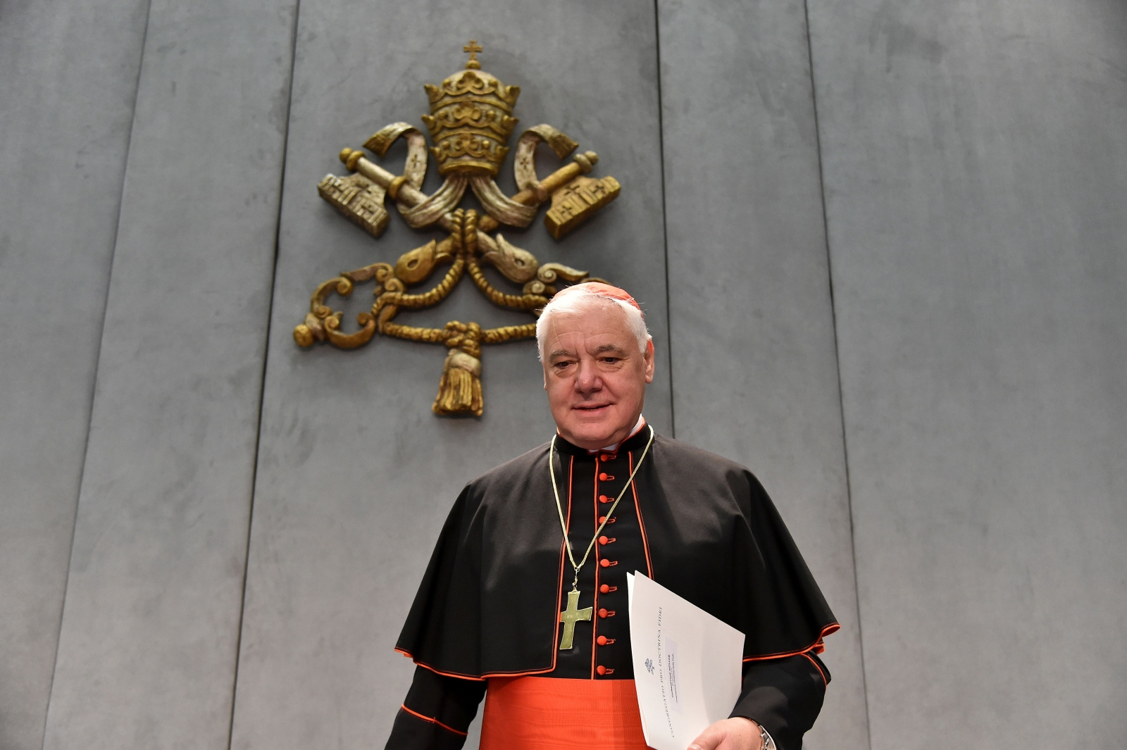 Cardinal Gerhard Muller