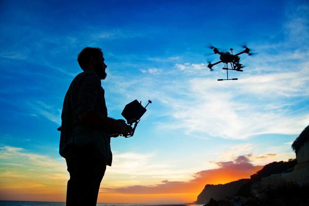 drones Trump