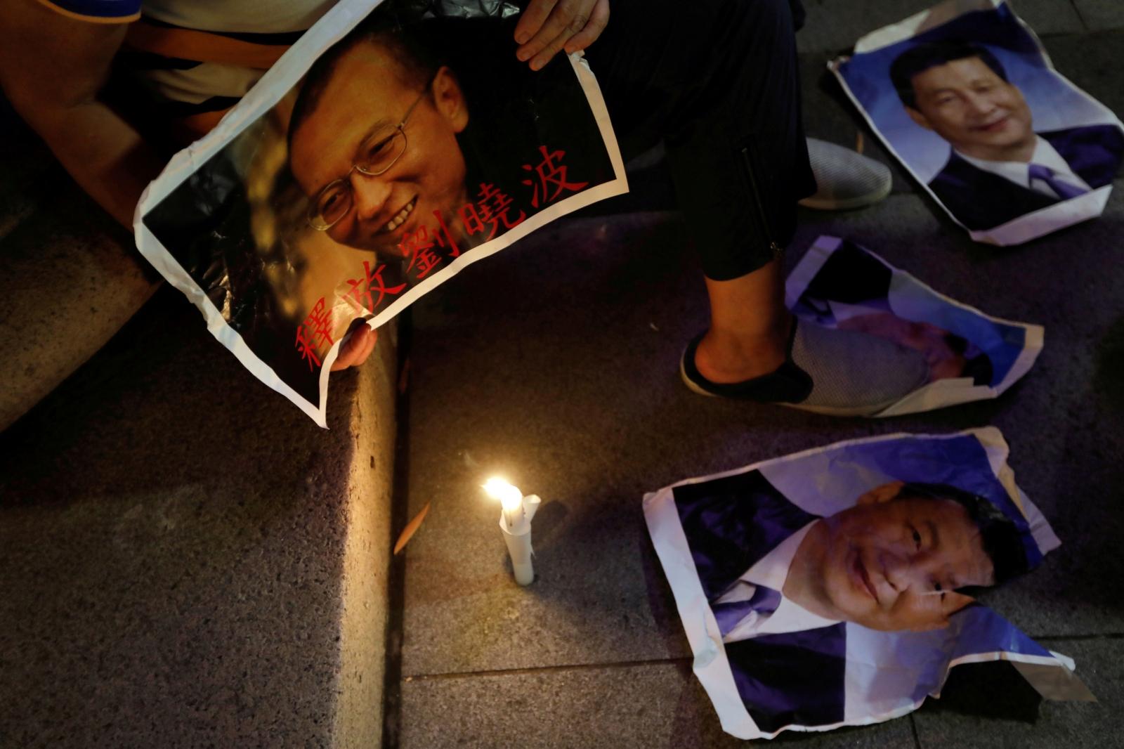 Liu Xiaobo Nobel Peace Laureate Dead