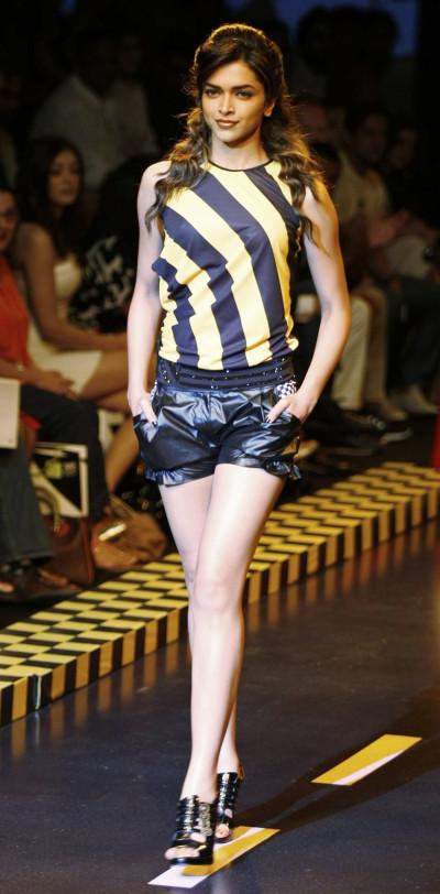 Deepika Returns to Race 2