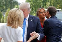 The Trumps and the Macrons