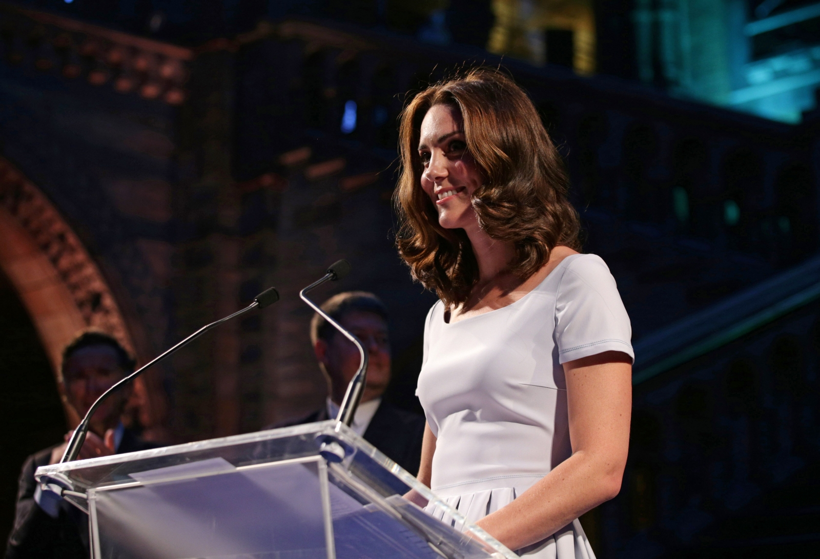 Kate Middleton at the Natural History Museum