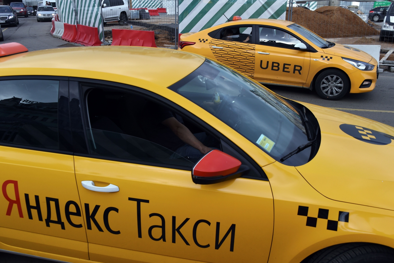 Uber merges taxi-hailing app with Yandex in Russian Federation