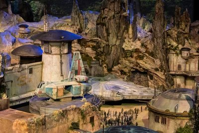 Star Wars land plans