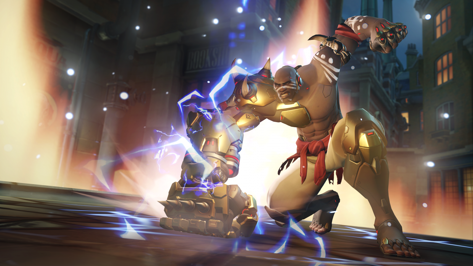 Why Overwatch's 'big bad' Doomfist is a catalyst for seismic