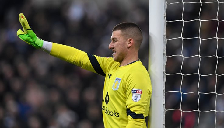 Sam Johnstone