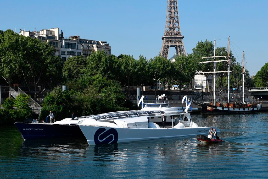 Energy Observer boat