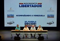 Venezuela opposition-organised vote