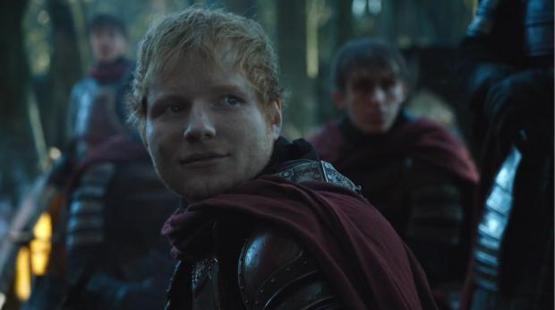 Ed Sheeran in GOT
