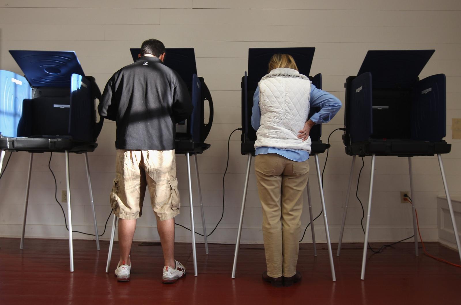 South Carolina voters