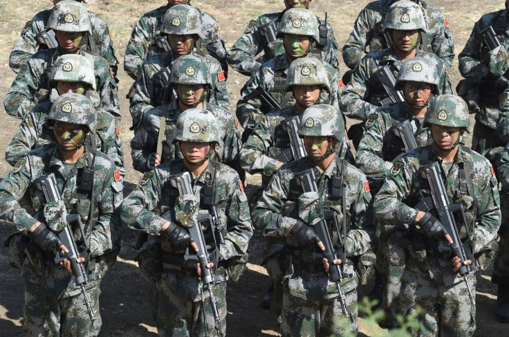 India China border tensions