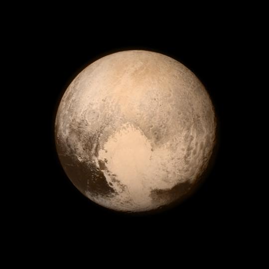 Pluto New Horizons