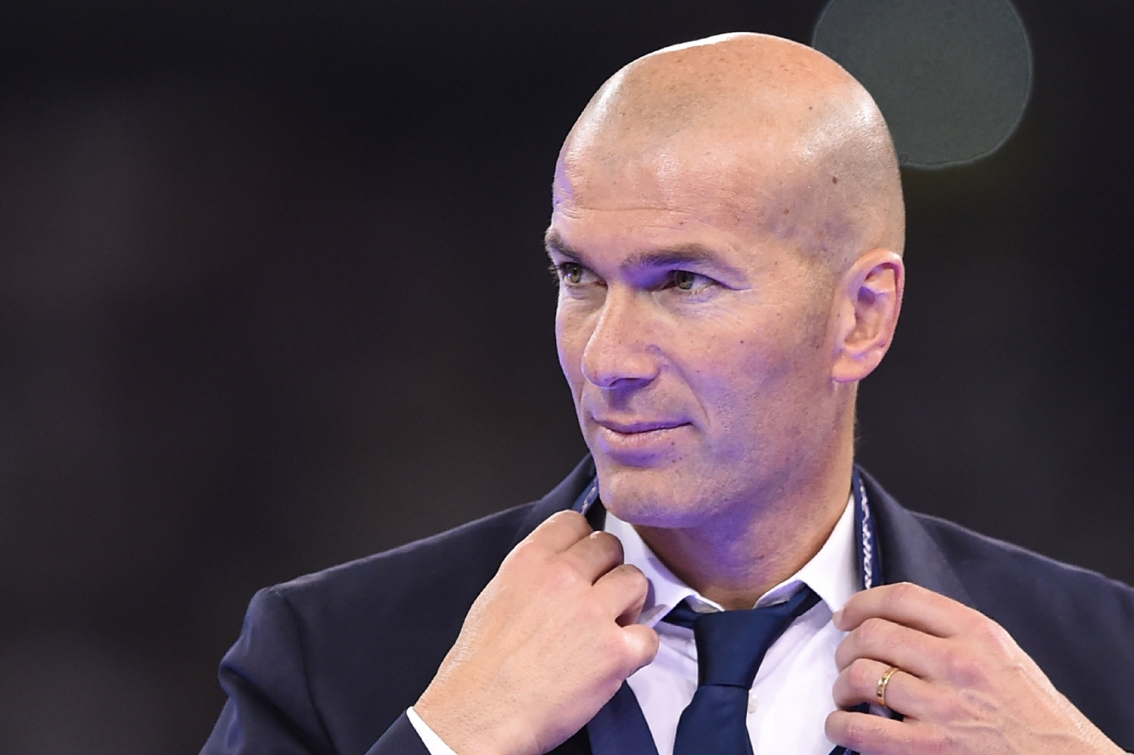 Zinedine Zidane says he has not asked Real Madrid to replace Chelsea striker Alvaro Morata