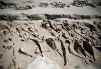 Ancient Greece mass grave