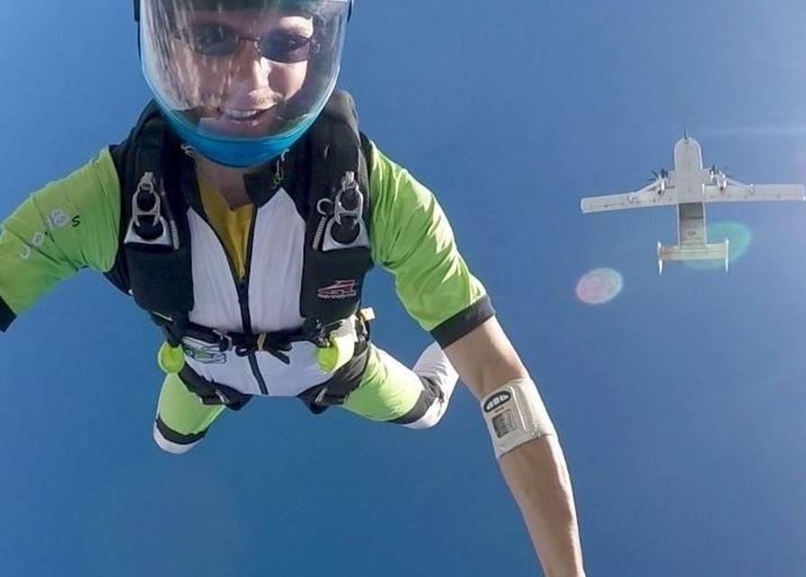 Capotorto Vitantonio skydiver