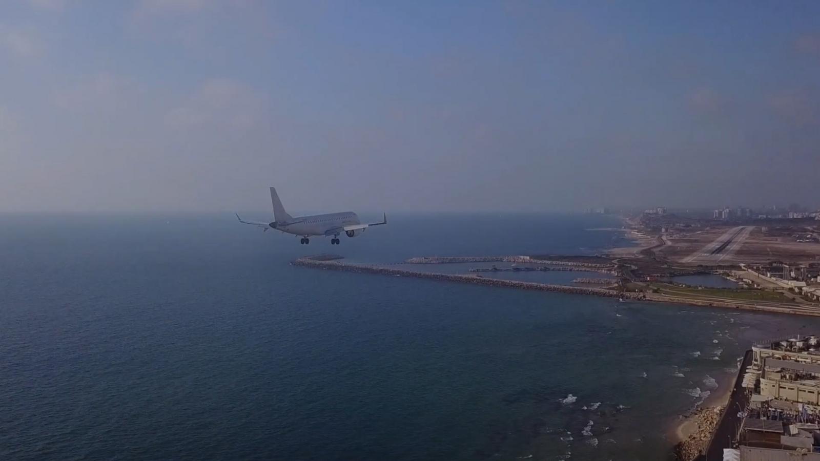 drone-enthusiast-arrested-for-flying-dji-drone-near-tel-aviv-airport-landing-strip