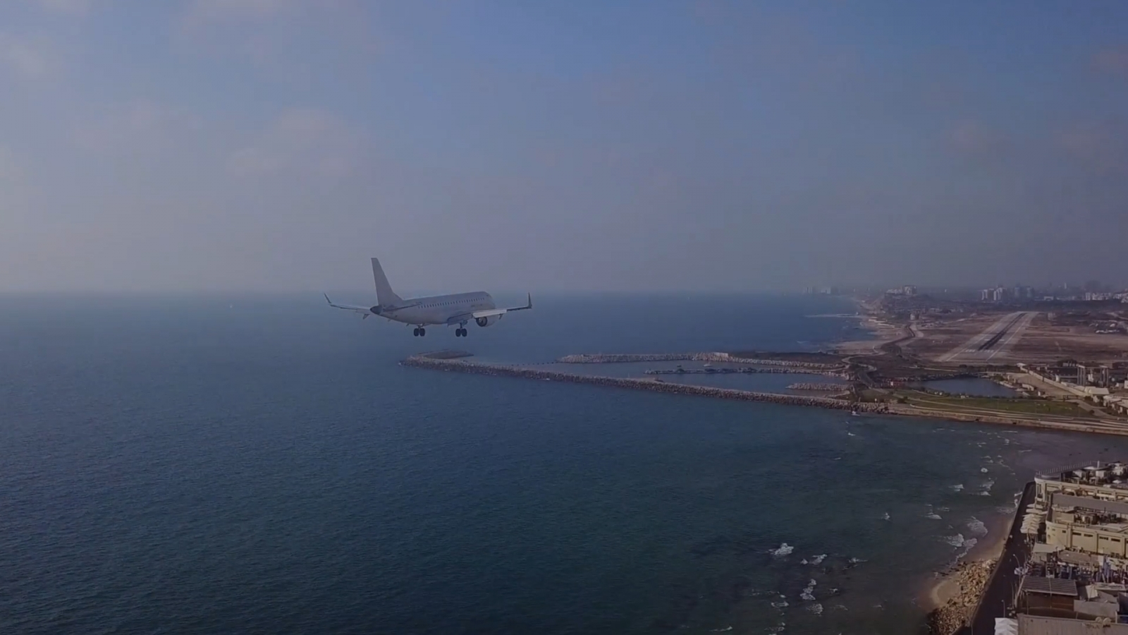 Drone enthusiast arrested for flying DJI near Tel Aviv Airport landing strip