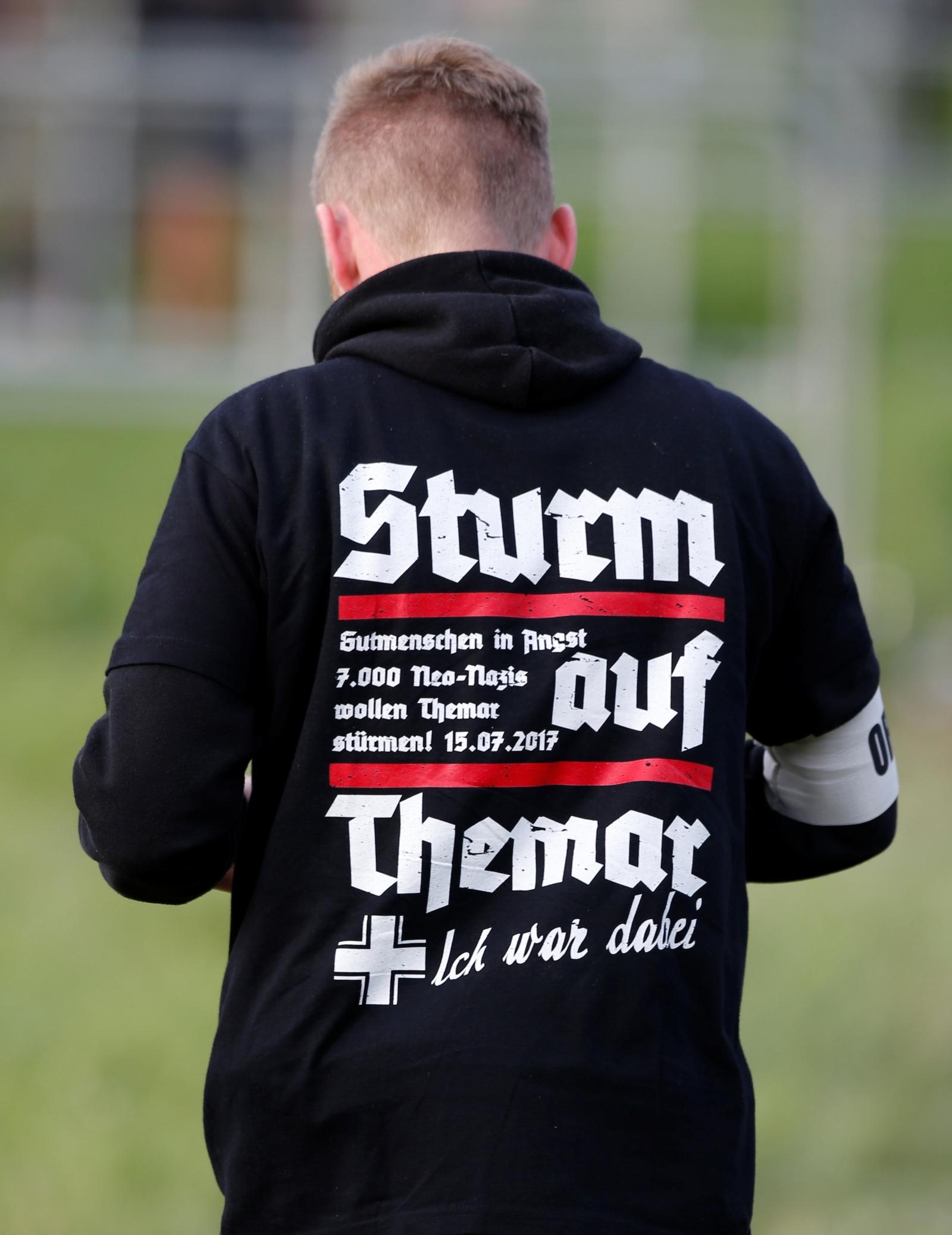 Neo-Nazi rock festival Germany