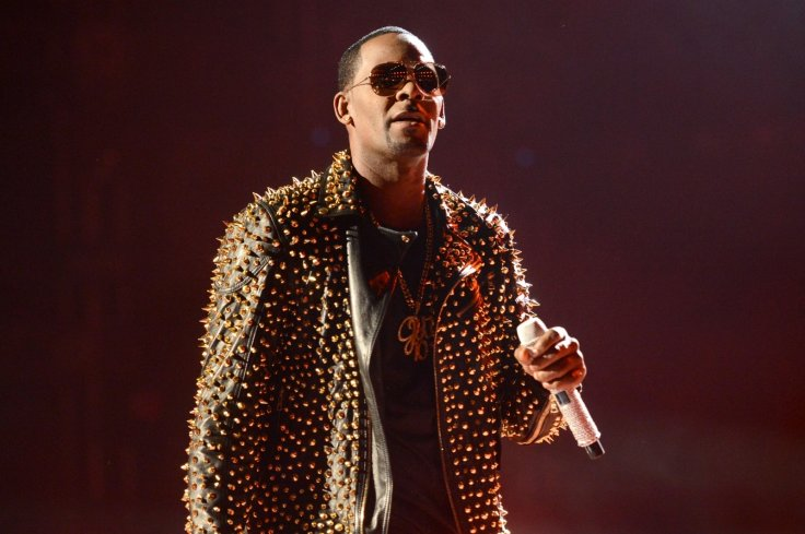 R Kelly alleged sex abuse victim compares singer to Charles