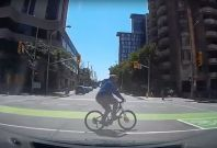 cyclist Canada