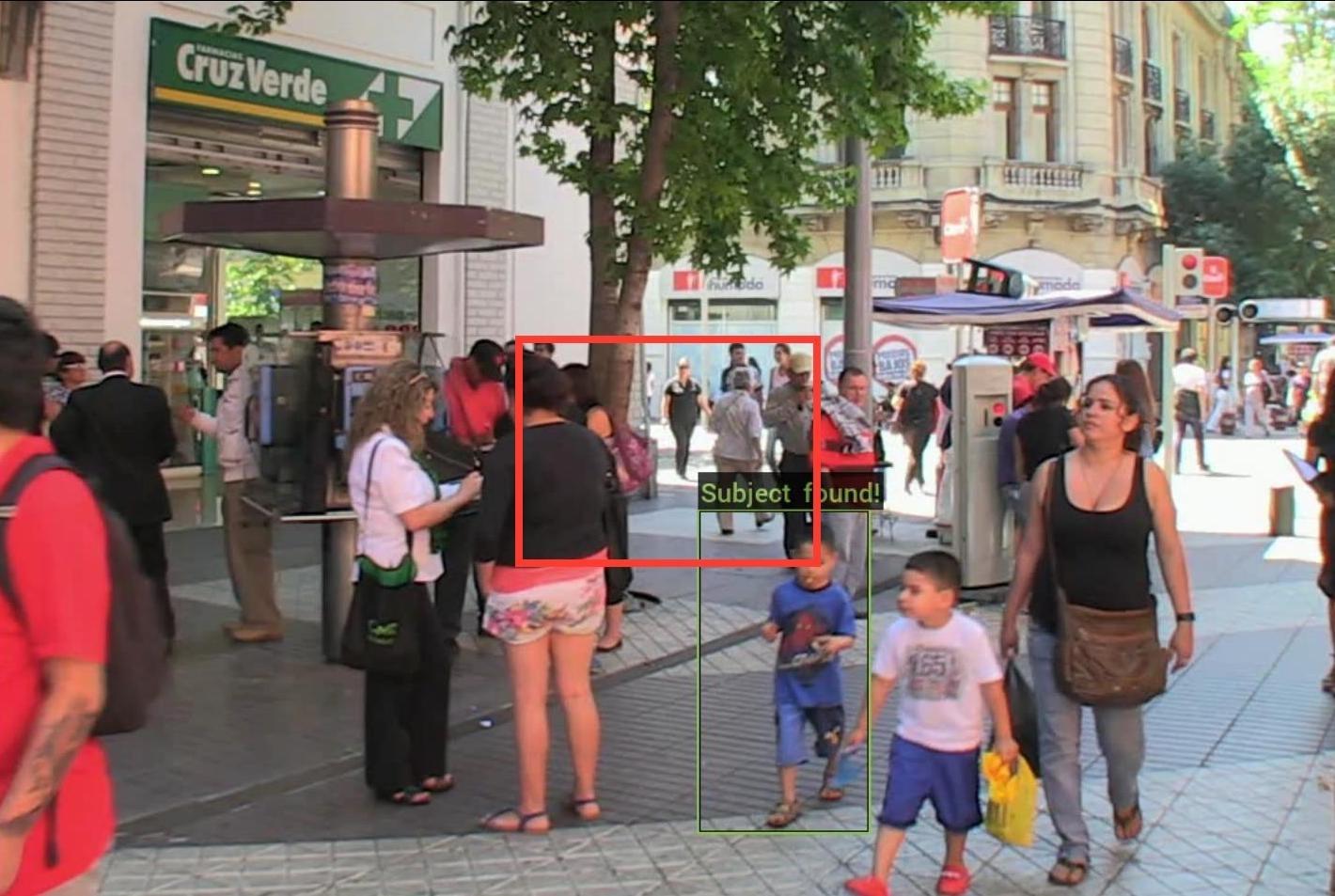 Artificial intelligence police camera