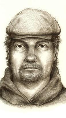 Indiana suspect photofit
