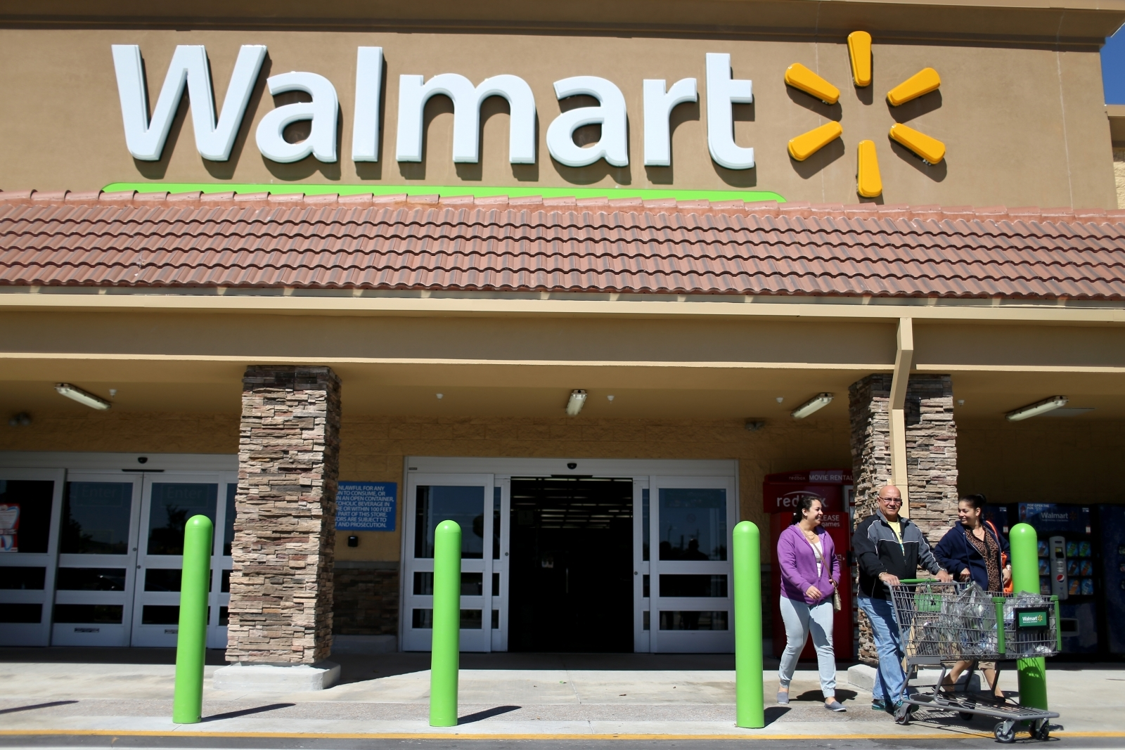 Why Walmart changed its name
