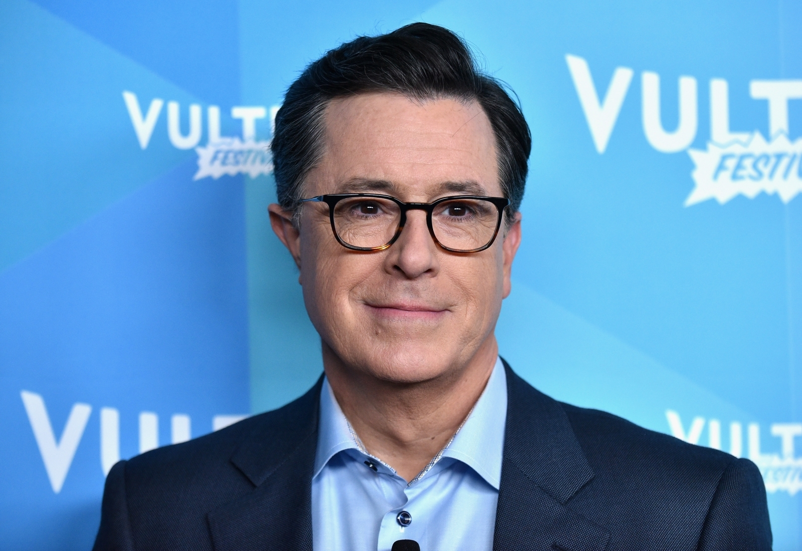 Photo of 20-year-old Stephen Colbert is making the ... Stephen Colbert