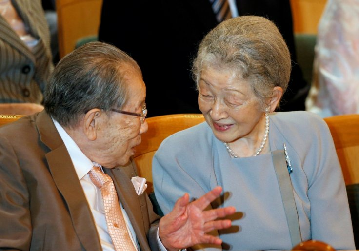 Japanese doctor Shigeaki Hinohara