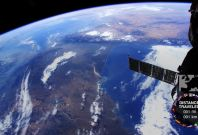 NASA Footage Shows Ultra High Definition View Of Europe From Space
