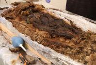 Siberia mummy