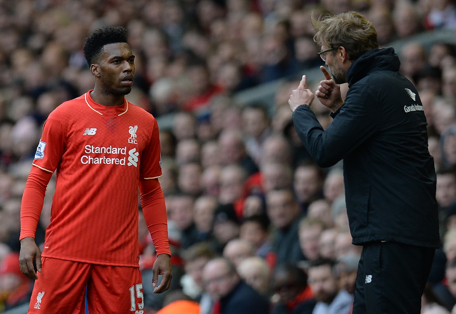 Fit-again Daniel Sturridge like a new signing for Liverpool