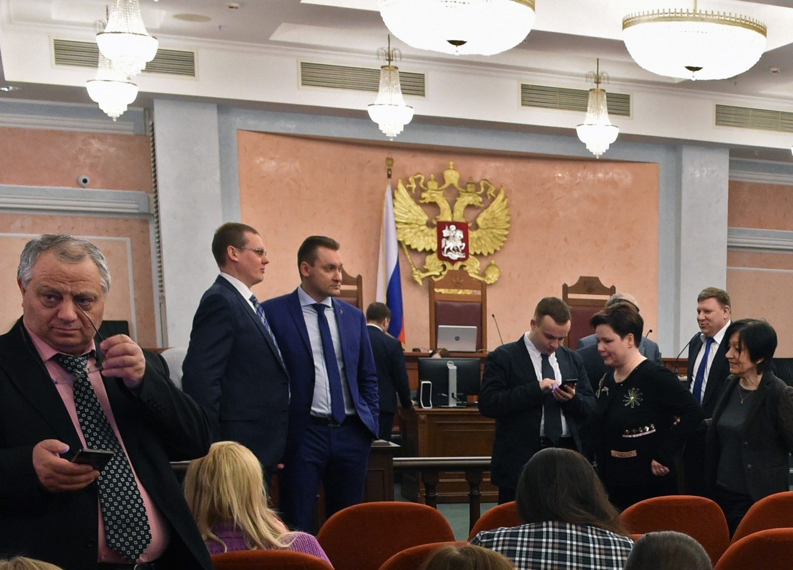Russia court Jehovah's Witnesses