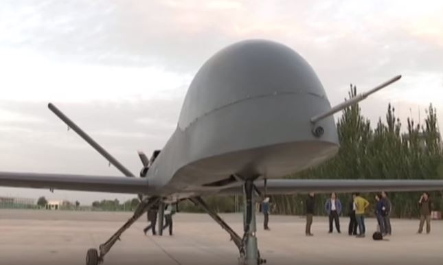 China drone CH-5 Rainbow Reaper