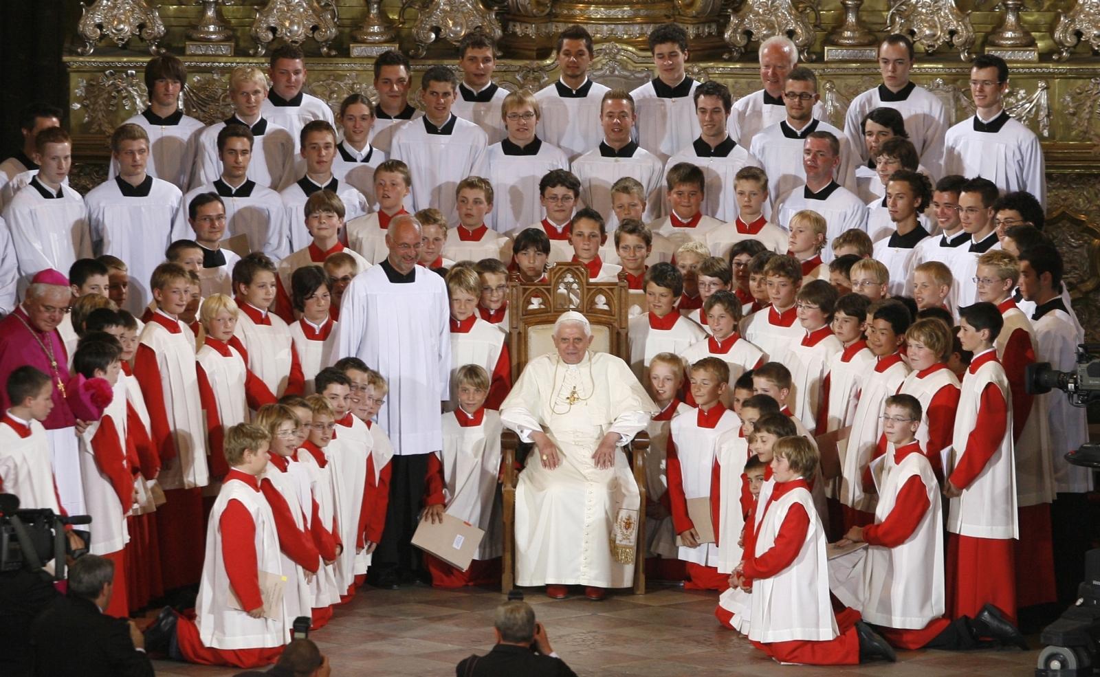Regensburger Domspatzen choir