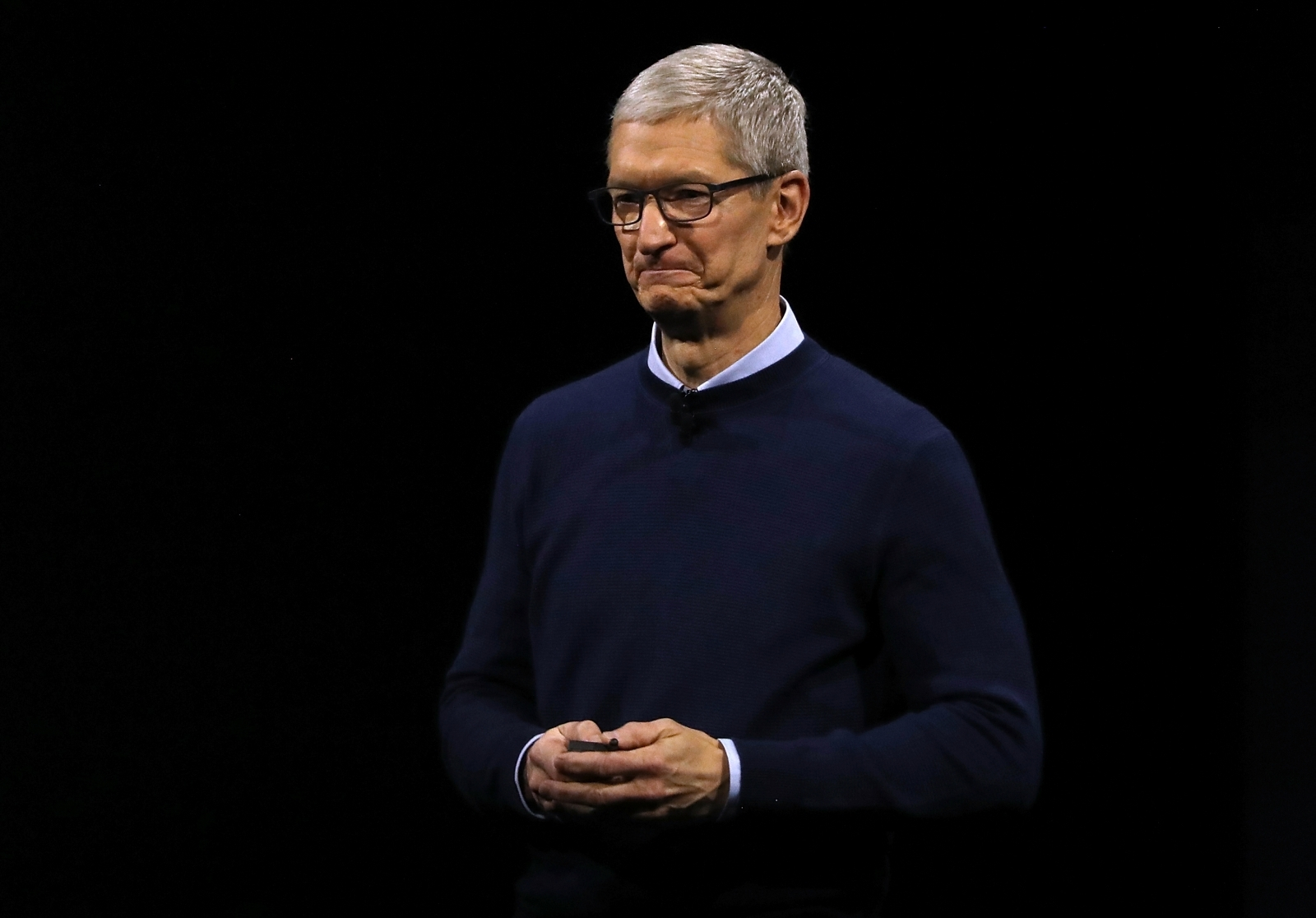 Tim Cook at WWDC2017