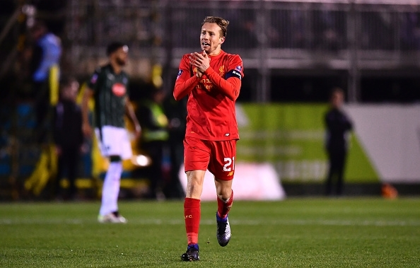 Lucas joins Lazio from Liverpool