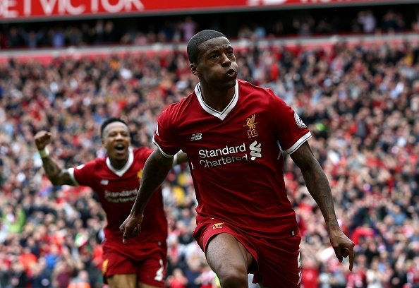 Georginio Wijnaldum: 'Liverpool can compete for Premier League title'