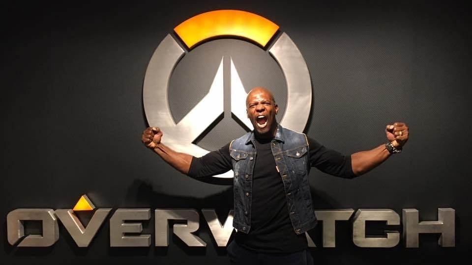 Terry Crews Overwatch