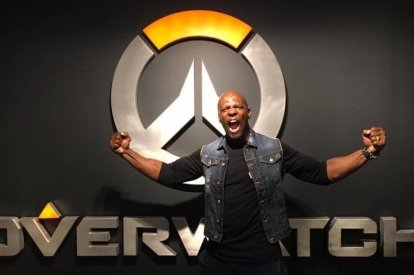 Terry Crews Overwatch