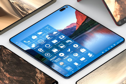 Surface Phone concept