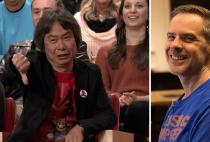 Shigeru Miyamoto Grant Kirkhope