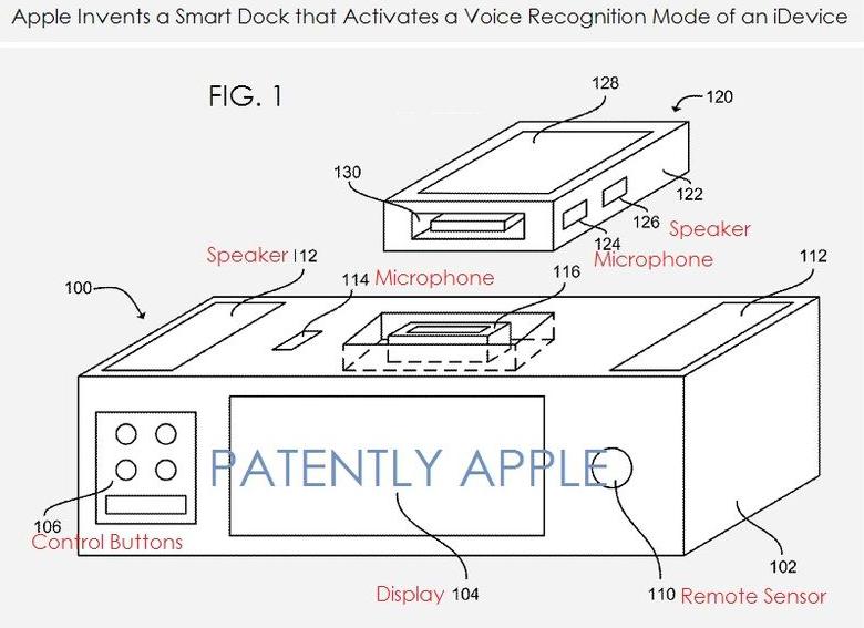 apple patents siri
